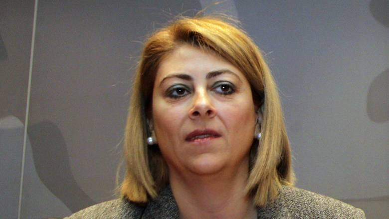 Σαββαΐδου: Παντελώς αβάσιμες οι κατηγορίες, κανένα θέμα ηθικής τάξης