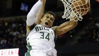 Γιάννης Αντετοκούμπο: Από τα ανοιχτά των Σεπολίων στα παρκέ του NBA