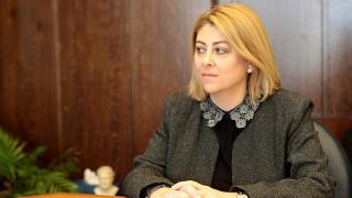 Σε αναστολή άσκησης καθηκόντων έθεσε το υπουργικό συμβούλιο την Κατερίνα Σαββαΐδου