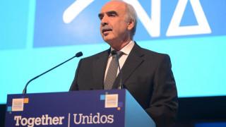 Μεϊμαράκης: Χώρες «που δεν ανήκουν στην Ευρώπη» δεν φυλάνε σύνορα