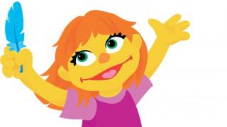 Η πρώτη ηρωίδα του Sesame Street με αυτισμό είναι αξιαγάπητη