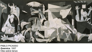 Pablo Picasso: μια κραυγή διαμαρτυρίας