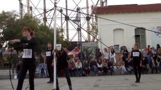 """Φεστιβάλ """"Brake the chain"""" στο Γκάζι με θέμα το human trafficking"""
