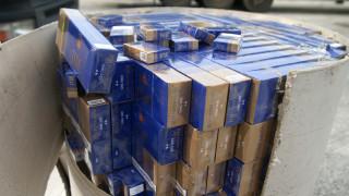 Στον «κλίβανο» οδεύουν 100 τόνοι κατασχεμένων τσιγάρων