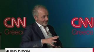 Ο Hugo Dixon μιλά στο CNN Greece