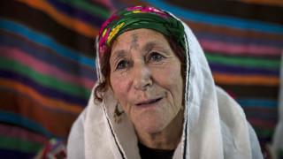 Αλγερία: Ρετρό τατουάζ αντί make up