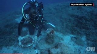 Ανακαλύφθηκαν 22 αρχαία ναυάγια στους Φούρνους Ικαρίας