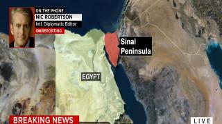 Συντριβή αεροσκάφους στην Αίγυπτο