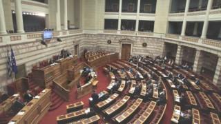Με ευρεία πλειοψηφία ψηφίστηκε το νομοσχέδιο για την ανακεφαλαιοποίηση των τραπεζών