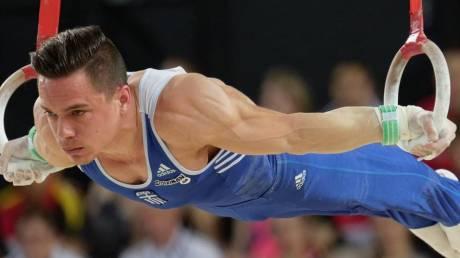 «Χρυσός» ο Λευτέρης Πετρούνιας στο Παγκόσμιο Πρωτάθλημα Ενόργανης Γυμναστικής