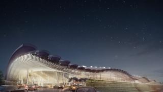 Το νέο Terminal στο αεροδρόμιο της Ταϊβάν θα είναι ευέλικτο