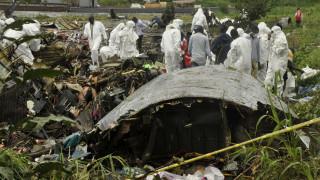 Ν.Σουδάν: Οι πρώτες εικόνες από την αεροπορική τραγωδία