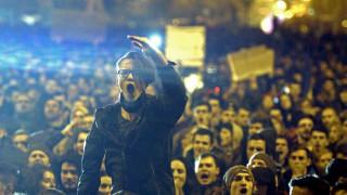 Τρίτη νύχτα διαδηλώσεων κατά της διαφθοράς στην Ρουμανία