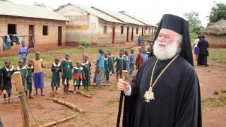 Ουγκάντα: Οι ορθόδοξοι ύμνοι και το λιβάνι διασχίζουν τη ζούγκλα