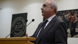 Μεϊμαράκης για επίθεση σε Κουμουτσάκο & δηλώσεις Γιούνκερ
