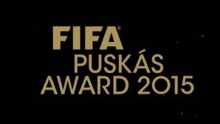 Η FIFA ανακοίνωσε τις υποψηφιότητες για το καλύτερο γκολ του 2015