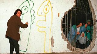 26 χρόνια μετά το Τείχος του Βερολίνου είναι τέχνη για τον Τιερί Νουάρ