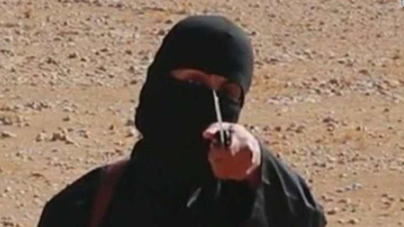 """Αμερικανικά αεροσκάφη χτύπησαν τον Βρετανό """"Τζιχάντι Τζον"""" στη Συρία"""