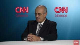 Ο Δημήτρης Μάρδας στο CNN Greece