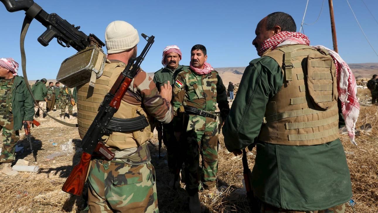 Έδιωξαν το Ισλαμικό Κράτος από την Σινζάρ οι Κούρδοι μαχητές
