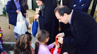 Η «Αποστολή» ενίσχυσε τους μαθητές στα Ιωάννινα