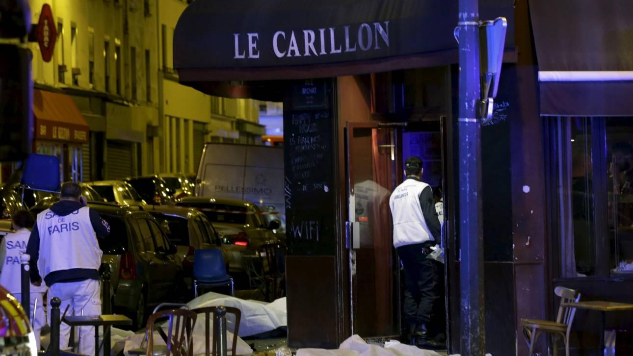 Νέο ντοκουμέντο από την επίθεση στο Παρίσι