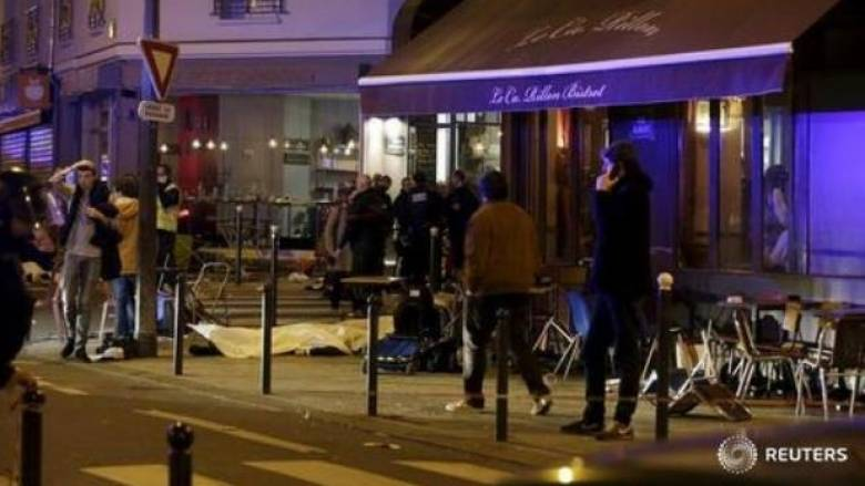 Η νύχτα του τρόμου στο Παρίσι
