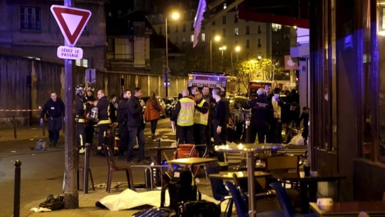 Σε επτά σημεία η τρομοκρατική επίθεση το Παρίσι