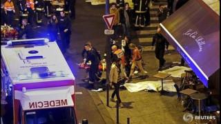 Βίντεο που συγκλονίζουν από το Παρίσι