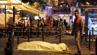 Νεκροί όλοι οι δράστες των επιθέσεων στο Παρίσι