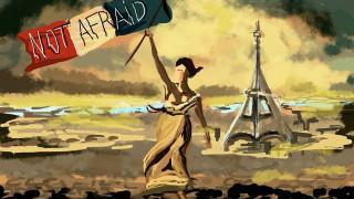 Οι αναγνώστες της Le Monde ζωγραφίζουν για τη Μαύρη Παρασκευή