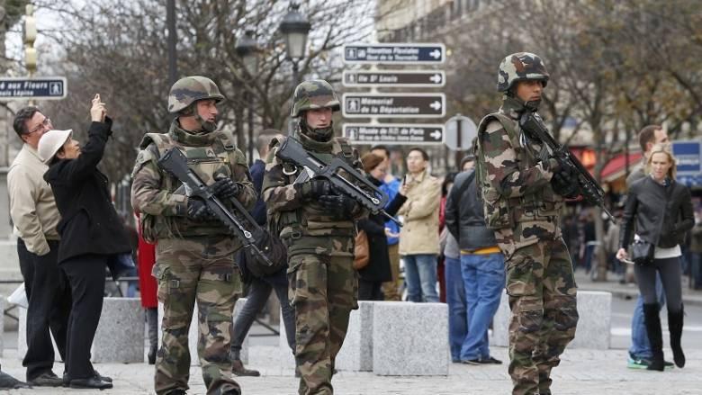 Το σχέδιο δράσης των τρομοκρατών
