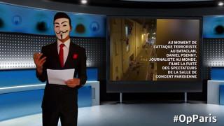 Οι Anonymous κήρυξαν τον πόλεμο στο Ισλαμικό Κράτος
