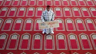 «Όχι στο όνομά μας»: H καμπάνια των Μουσουλμάνων που διεκδικεί την προσοχή μας
