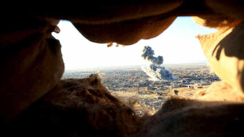 ISIS: ένα ολέθριο ατύχημα της ιστορίας