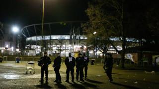 Ματαιώθηκε το φιλικό Γερμανίας-Ολλανδίας εξαιτίας ύποπτου αντικειμένου