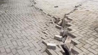 Η επόμενη μέρα στη Λευκάδα: Μετρούν ζημιές στη Βασιλική