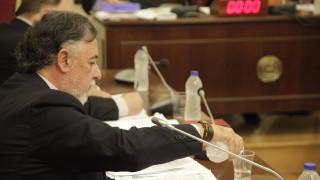 Πανούσης στην επιτροπή Θεσμών και Διαφάνειας της Βουλής