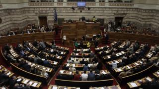 Ξεκίνησε η συζήτηση με τα υπόλοιπα προαπαιτούμενα στη Βουλή