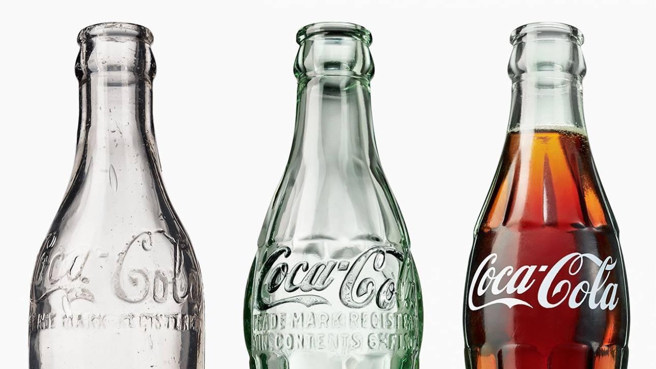 100 χρόνια εμφιαλωμένης ιστορίας σε ένα μπουκάλι Coca-Cola