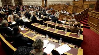 Συζήτηση πολυνομοσχεδίου με τα προαπαιτούμενα στη Βουλή
