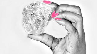 Αυτό είναι το δεύτερο μεγαλύτερο διαμάντι στην ιστορία