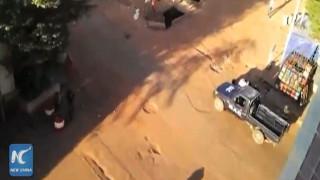 Όμηρος στο Μάλι καταγράφει τις πρώτες εικόνες