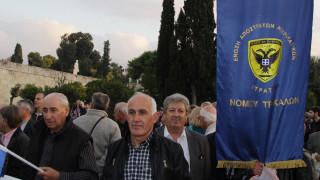 Στη Βουλή οι απόστρατοι διαμαρτυρόμενοι για περικοπές στις συντάξεις
