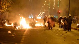 Συγκρούσεις αστυνομικών οπαδών στη Λ. Αλεξάνδρας