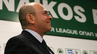Δεν παραιτείται προς το παρόν από την προεδρία του Παναθηναϊκού ο Γιάννης Αλαφούζος μετά το έκτακτο