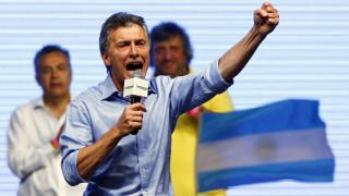 Νέος πρόεδρος στην Αργεντινή ο Μαουρίτσιο Μάκρι