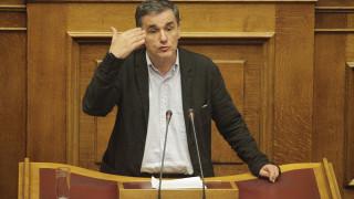 Πρόσκληση Τσακαλώτου στις συστημικές τράπεζες για συμμετοχή Ελλήνων επενδυτών