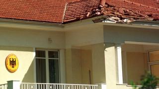 Απόπειρα εισβολής στην κατοικία του Γερμανού πρέσβη
