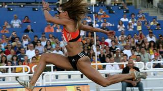 Η IAAF γνωστοποίησε ότι σε επανέλεγχο βρέθηκε θετικό δείγμα της από το 2007!